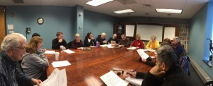 CCACG Board Meeting